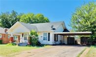 HOME FOR SALE IN SAYRE, OKLAHOMA