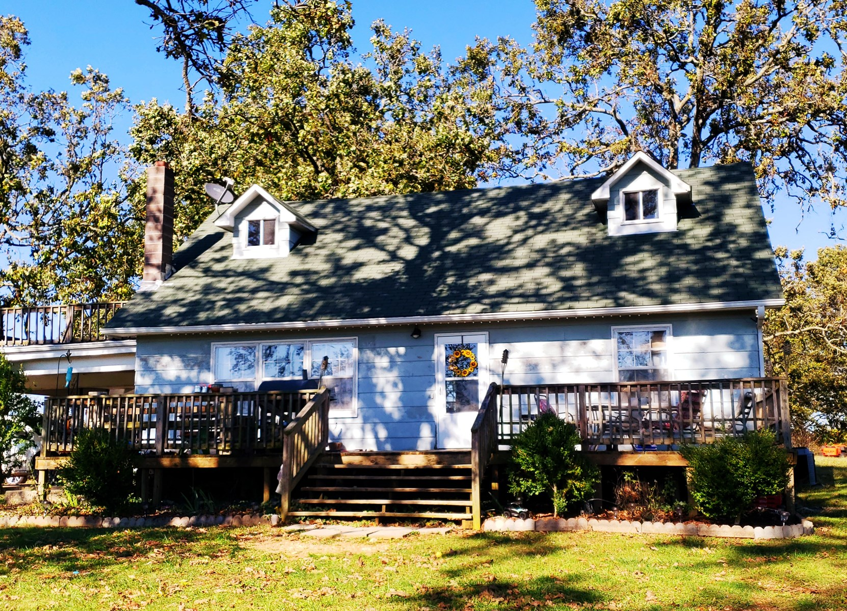 Country Home For Sale With Highway Frontage, West Plains, MO