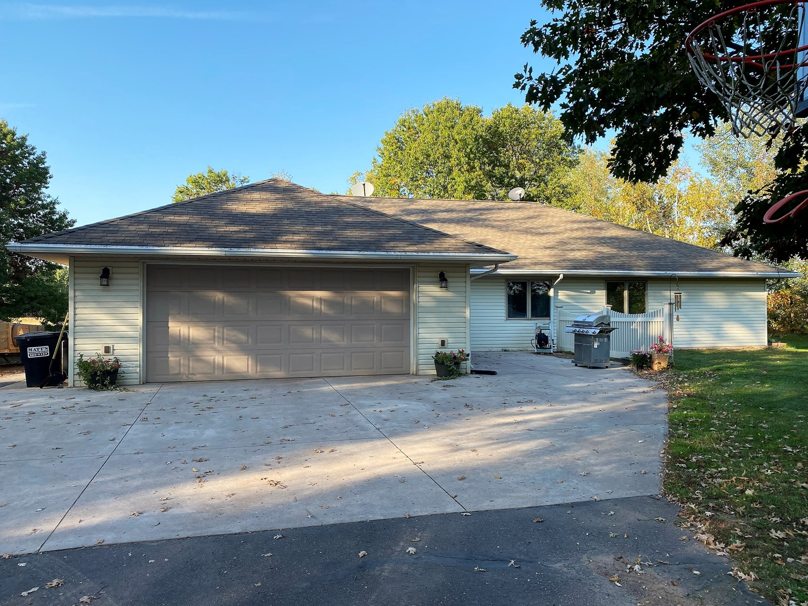 Country Home On Over 7 Acres For Sale East Of Hinckley MN