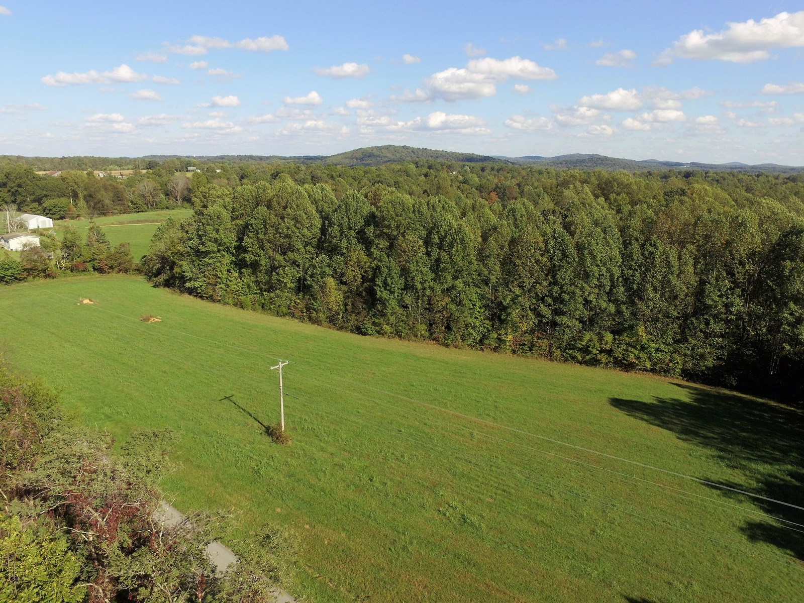SMALL ACREAGE-BUILDING SITES-PASTURE-WOODLAND-LIBERTY, KY.