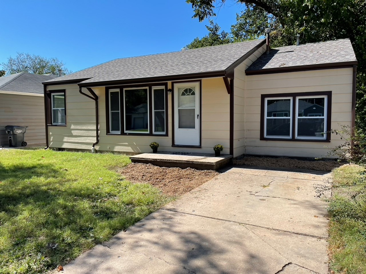 Move-In Ready 3 Bedroom Ranch, Wichita, Kansas