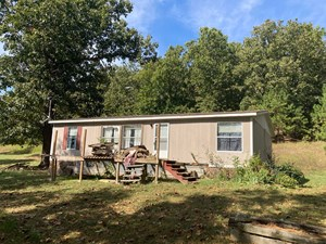 COUNTRY HOME FOR SALE ON 10.77 ACRES NEAR JAY OKLAHOMA