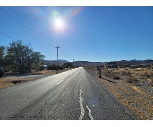 NEVADA RESIDENTIAL BUILDABLE LAND LOT FOR SALE IN PAHRUMP NV