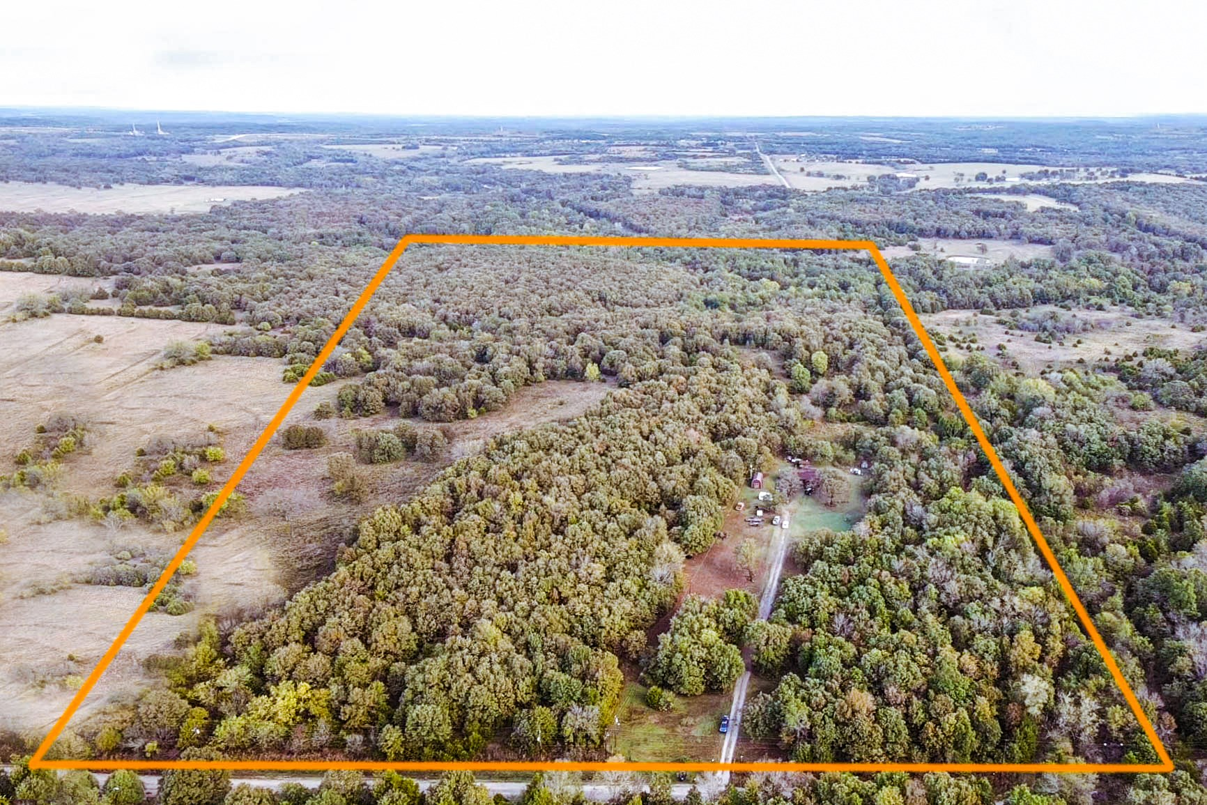 Central Oklahoma Recreational Land for Sale   Pawnee County