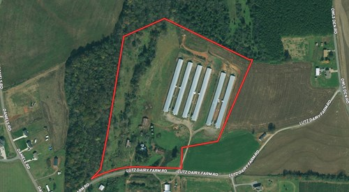 Poultry Farm For Sale in Lincolnton NC