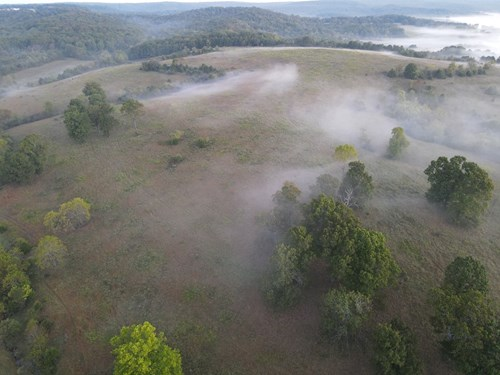 Farm for Sale in South Central Missouri - Pasture, Grazing