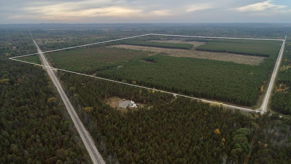 Recreational Land Near Castle Rock Lake