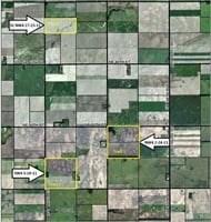 FARM LAND AUCTION - 400 ACRES STAFFORD COUNTY, KANSAS