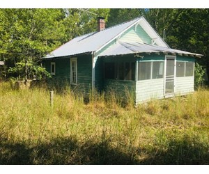 40 ACRES WITH CABIN STYLE HOME NEAR WHITE RIVER