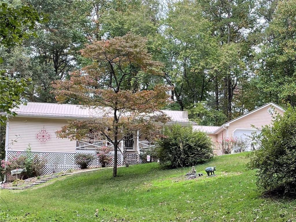 Peaceful N.Georgia Mountain Home