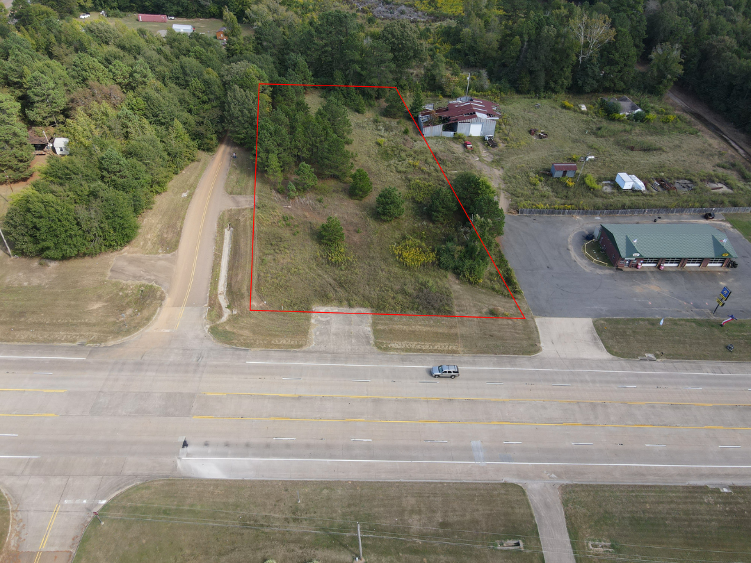 Commercial Lot For Sale on HWY 59
