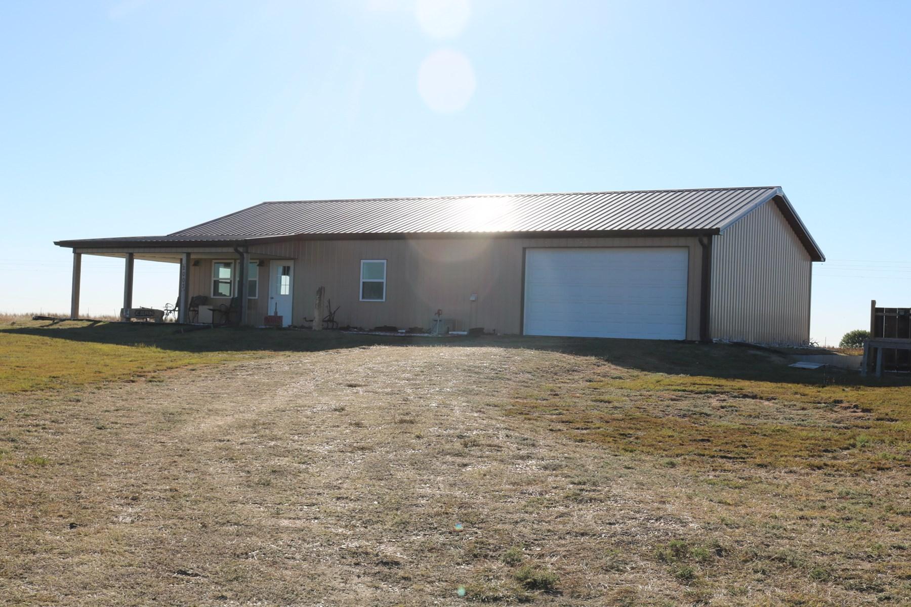 Lake Home  for Sale - Lake Coldwater, Kansas