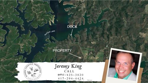 Land For Sale Near Lake Norfork inElizabeth, AR