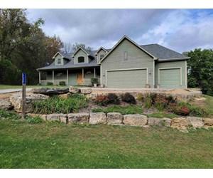 Beautiful Home on 16th hole of Eagle Ridge, Galena IL