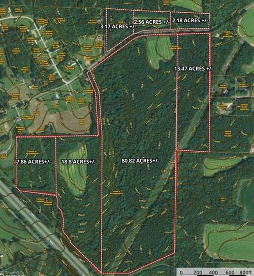 Land For Sale In Pilot Mountain North Carolina 27041
