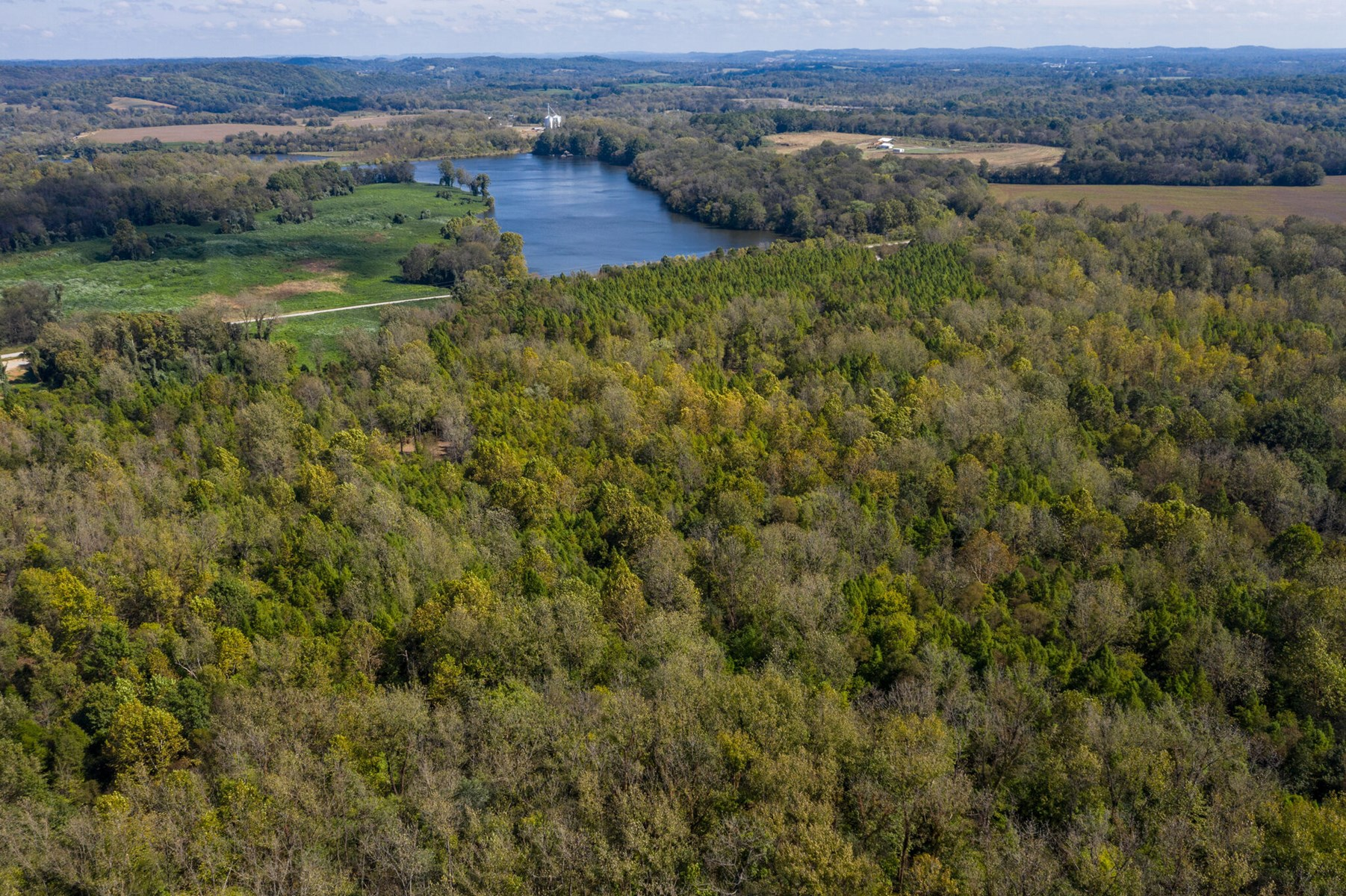 Hunting & Recreational Acreage for Sale in Maury County, TN