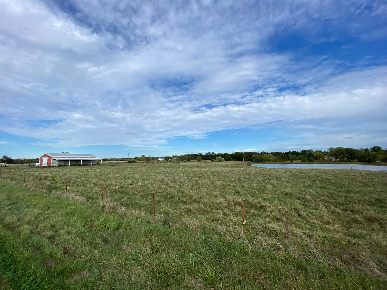 Beautiful recreational home-site in southern Audrain County