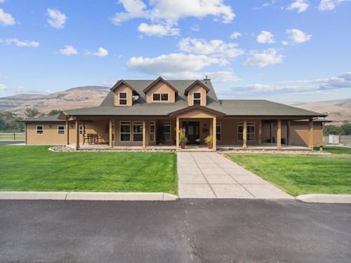 436.64 Acre Equestrian and Cattle Ranchin Asotin, WA