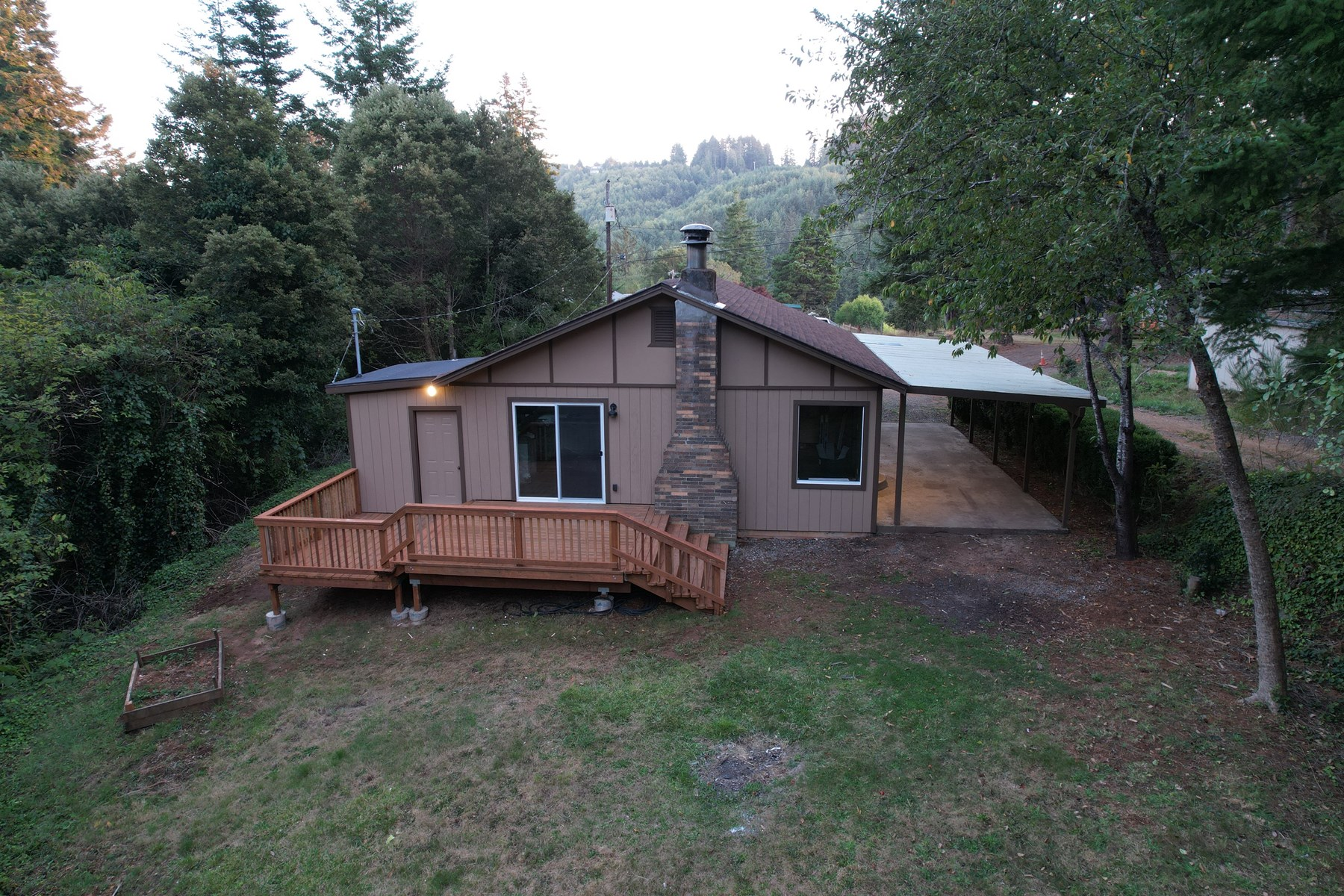 Home for sale on the Southern Oregon Coast