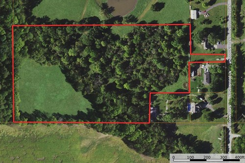 Secluded Acreage for your Home in Kansas City MO
