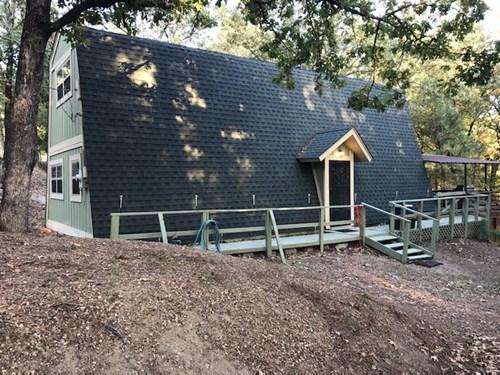 Mountain Cabin for Sale Clayton, OK-Near Clayton Lake