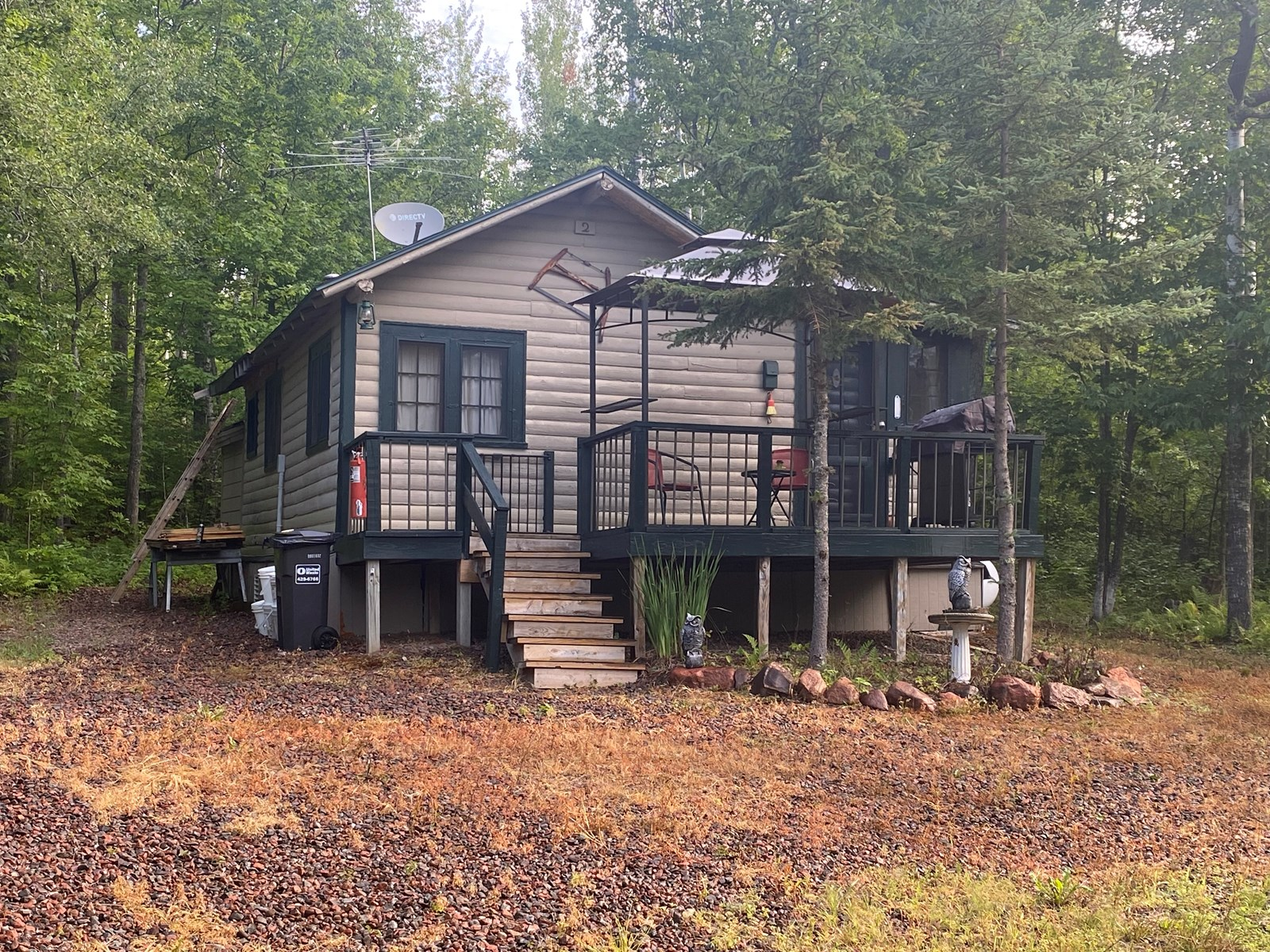 Seasonal Cabin On Recreational Land For Sale In Northern MN