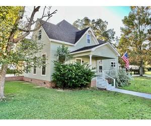 Historic Southern Home For Sale Hartford AL - Geneva County
