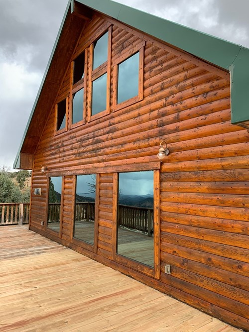 Affordable Very Large Mountain Home on 36 Acres for Sale