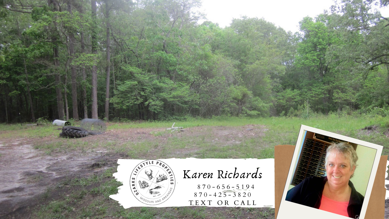LOT FOR SALE NEAR NORFORK LAKE, MOUNTAIN HOME, AR