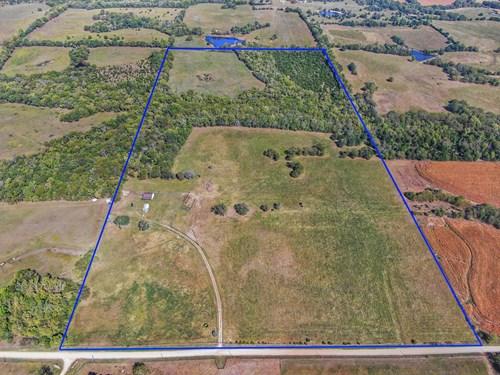 NE Kansas Hunting Land For Sale