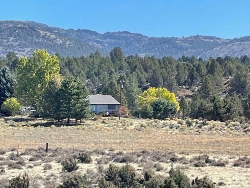 Beautiful 2439 sq.ft 3bed/2bath home with 58.3 +/- acres.