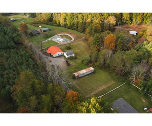 Two Buildings and Mobile Home for Sale in Willis VA