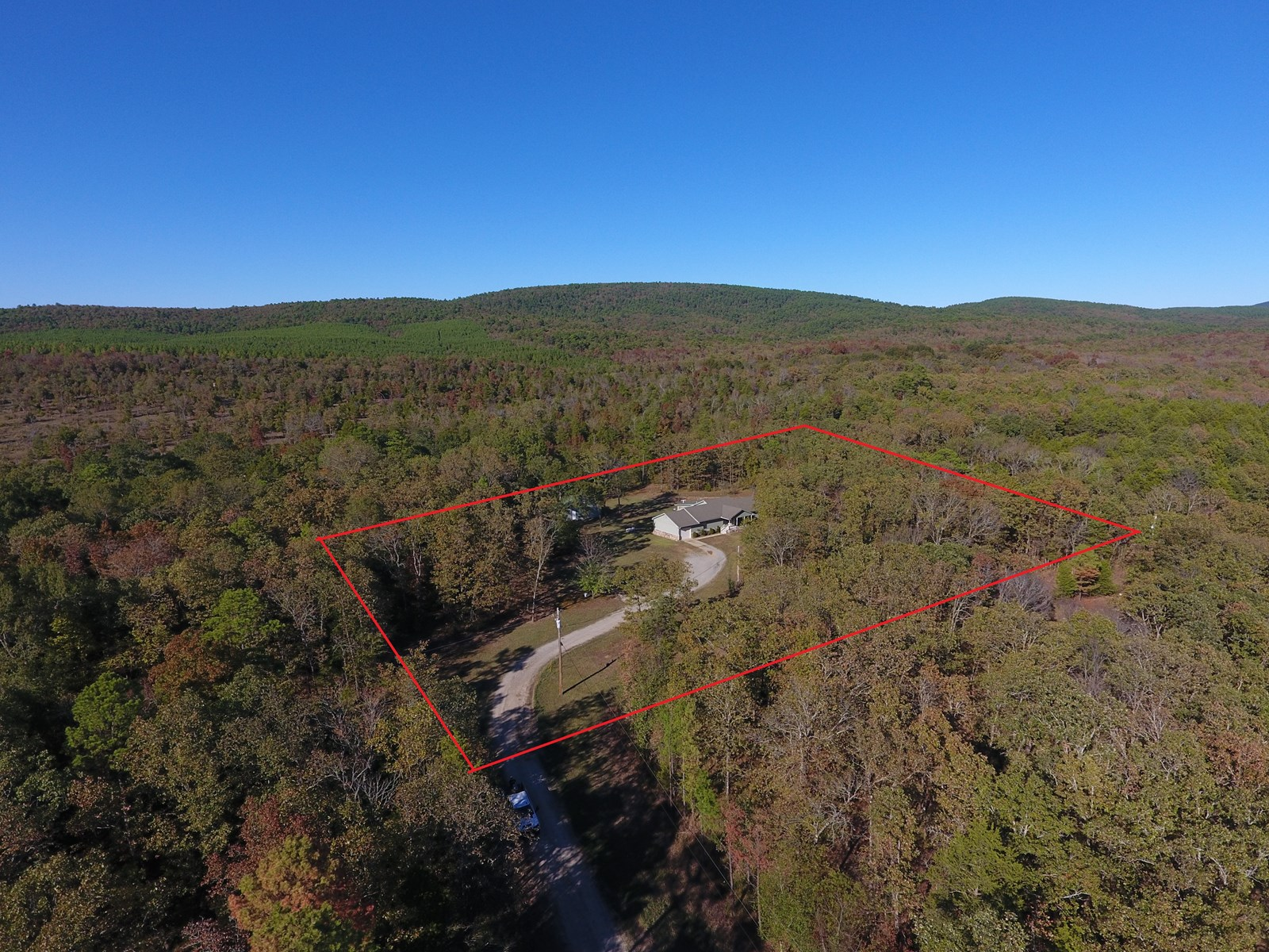 Rustic Hills County Home & 2.5 Acres – Near National Forest