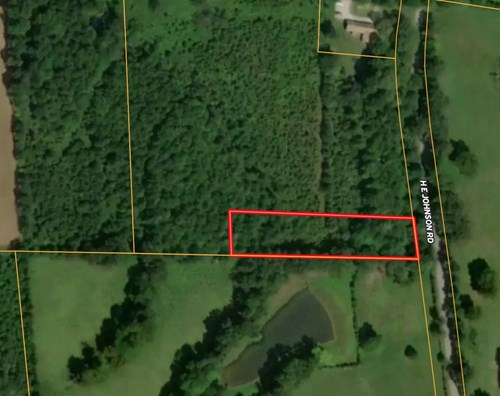 One acre building lot for sale near Alvaton, Ky.