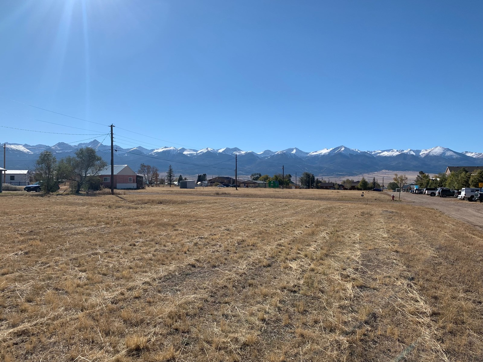Nice Buildable Lot in Silver Cliff Town