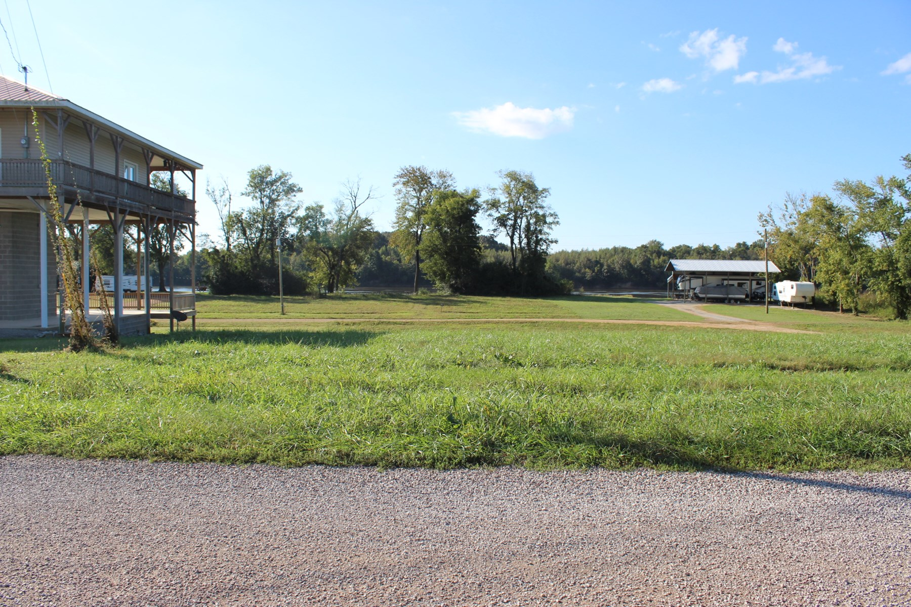 RIVER VIEW LOT FOR SALE ON TN RIVER IN HARDIN COUNTY