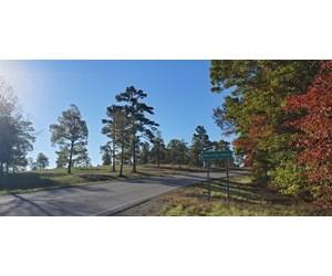 Arkansas Ozarks Recreational Property w/Live Creek For Sale