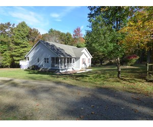 One Level Home for Sale in Floyd VA