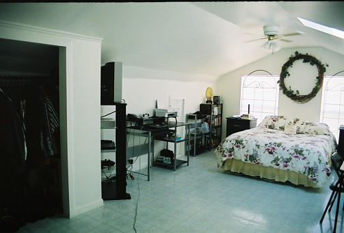 Guest Home- Bedroom 1