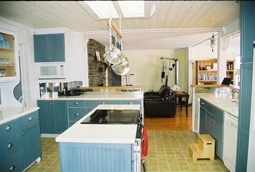 Main Home- Kitchen