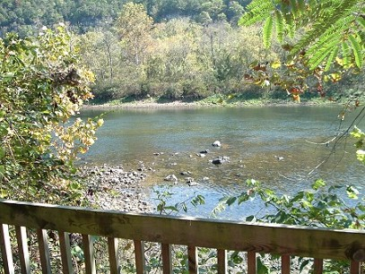 White River Frontage For Sale In Marion County
