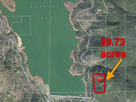 Collins Lake Land For Sale