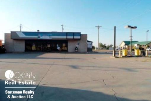 Ulysses Kansas Convenience Store 103 E Oklahoma