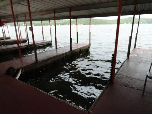 Lake Of The Ozarks Lot With Boat Slip