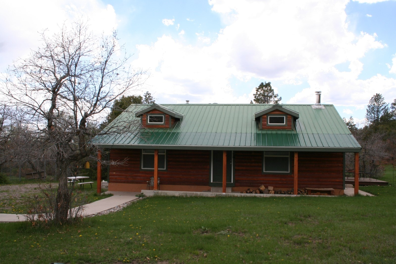 Nr Chama Nm, Retreat, Homes, River, Fish, Acreage