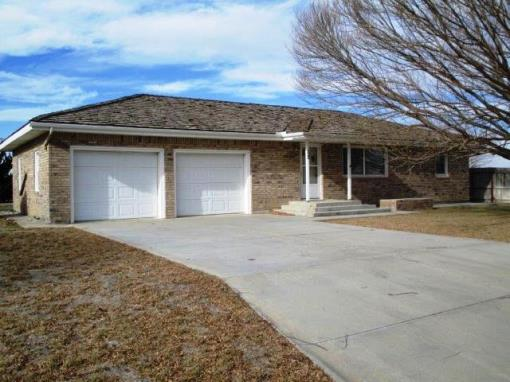 Johnson, Kansas - 3 Bedroom, 2 Bath Brick Home