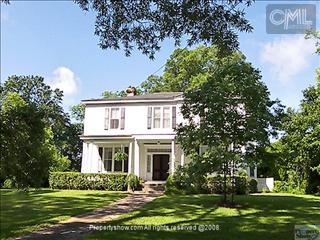 Circa 1900 Home On 2.64 Acres In Winnsboro, Sc