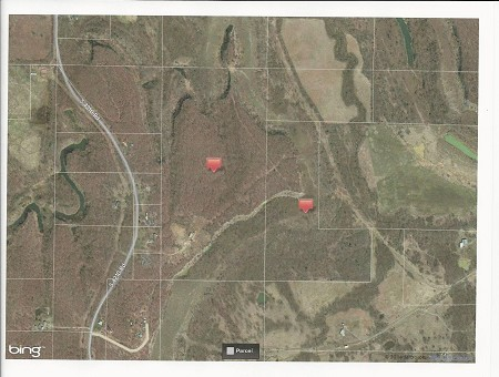 120 Acres Of Recreational Property, Ne Ok.