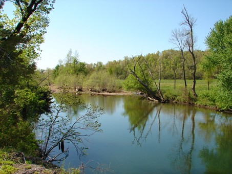 Southfork Riverfront Land For Sale in Arkansas