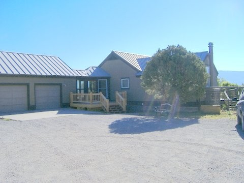 Two-story 4 Bedroom Home On 5.73 Acres